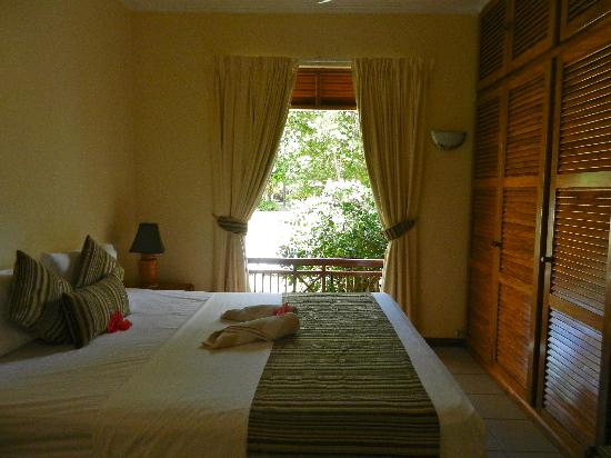 Les Villas d'Or: bedroom