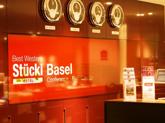 Photo of BEST WESTERN Hotel Stuecki Basel