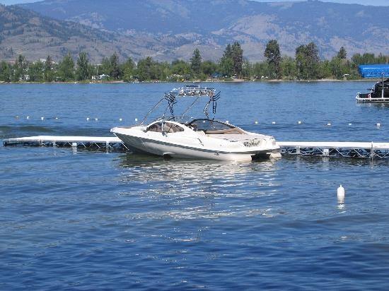 Waltons Lakefront RV Resort: Osoyoos Lake