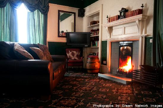Leadhills, UK: lounge