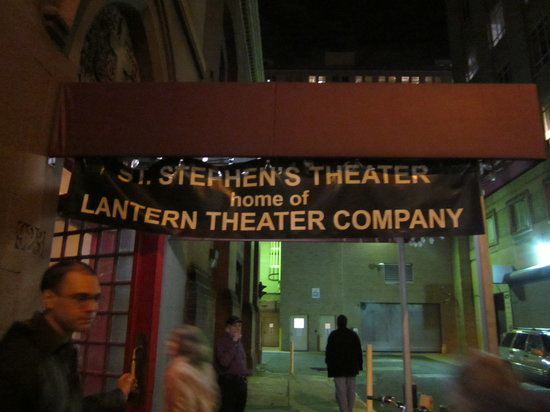 Lantern Theater Company At St Stephen S Theater
