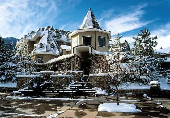 Lake Tahoe Resort Hotel at Heavenly: Winter Morning