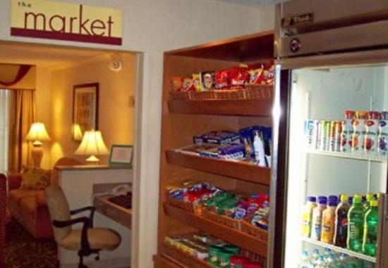 Quality Inn Newark: The Market