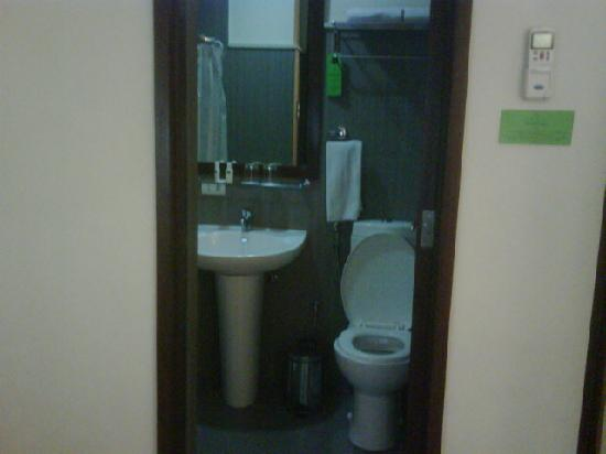 Lemon Tree Inn: toilet