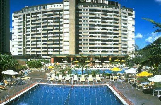 Hilton Caracas: Recreational Facilities