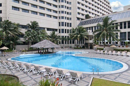Hilton Colon Guayaquil: Pool