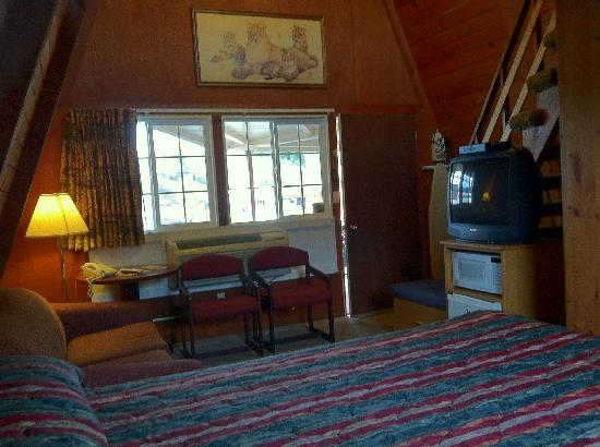 Ranch Motel: Room With the Loft
