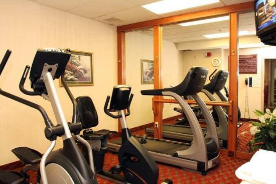 Hampton Inn Allentown: Recreational Facilities