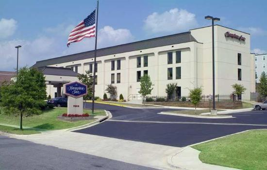 Hampton Inn Laurel: Exterior