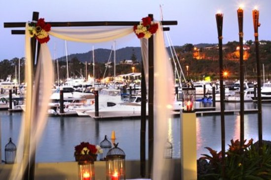 Peninsula Airlie Beach: Weddings