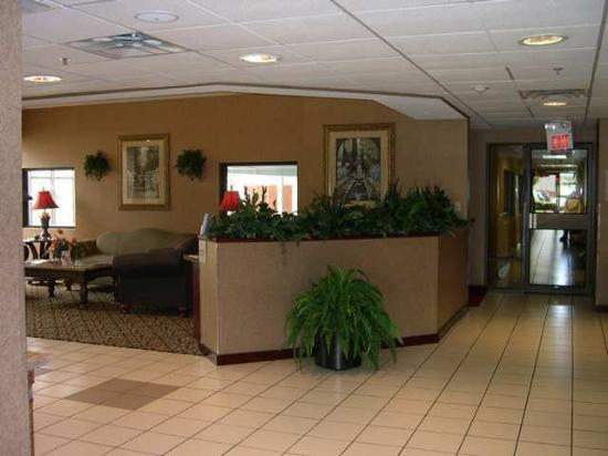 Hampton Inn Norman: Lobby