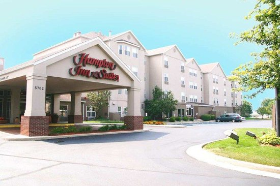 Hampton Inn and Suites Ft. Wayne North: Welcome