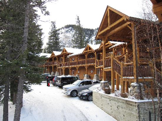 Lodge Rooms Picture Of Buffalo Mountain Lodge Banff