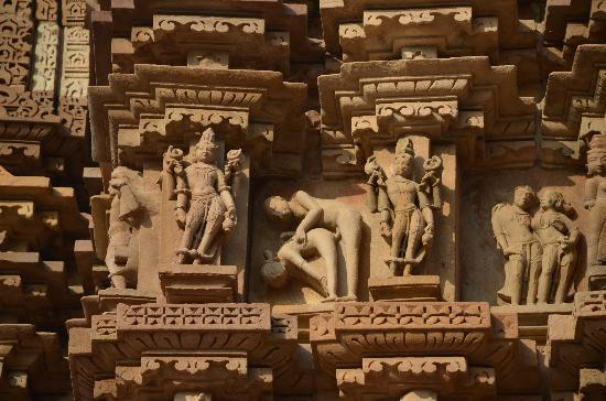 Kama sutra temples