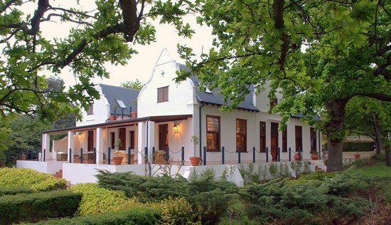 Vredenburg Manor House