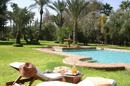 Dar Ayniwen Villa Hotel: Calm