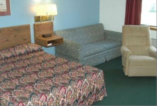 Stewartville, MN: Guest Room