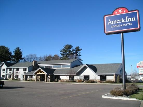 AmericInn Lodge & Suites Wisconsin Rapids: Aawirp