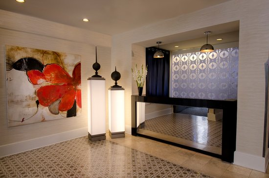 Topaz, a Kimpton Hotel: Topaz Lobby
