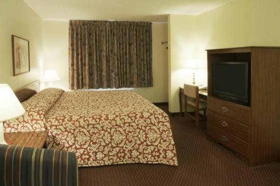 Americas Best Value Inn and Suites: King Standard