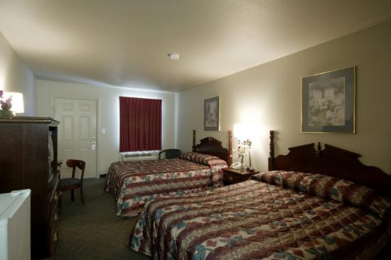 Americas Best Value Inn: Standadr Double 2