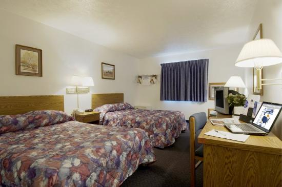 Americas Best Value Inn: Standard Double