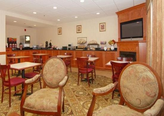 Comfort Inn Warren: Restaurant