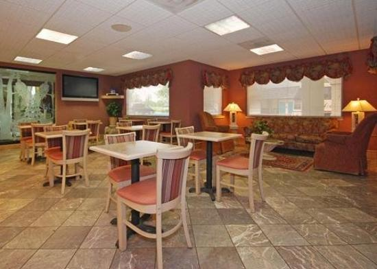 Comfort Inn: Restaurant