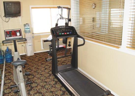 MOComfort Inn Exercise Room