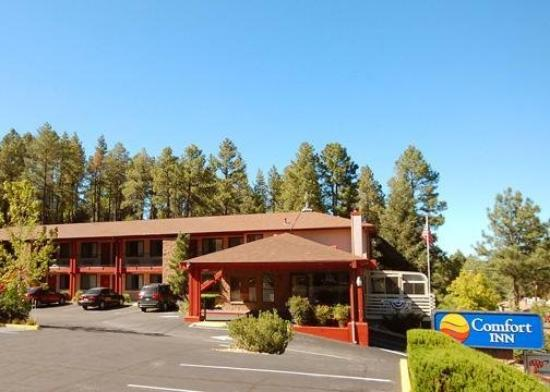 Comfort Inn at Ponderosa Pines: Exterior