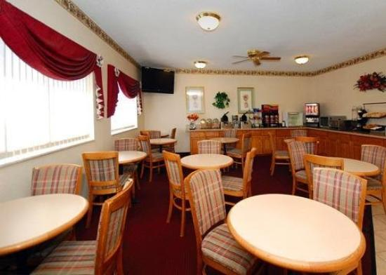 Comfort Inn Green Bay: Restaurant
