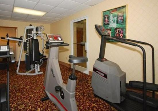 Comfort Inn RTP: Health Club -OpenTravel Alliance - Health Club-