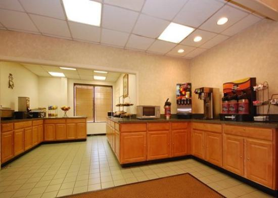 Comfort Inn Southpoint: Restaurant