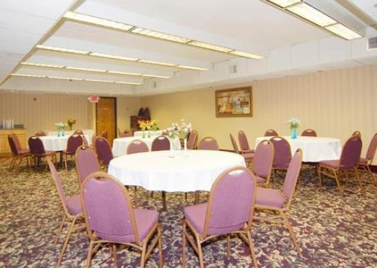 Comfort Inn Farmington Hills: Meeting Room