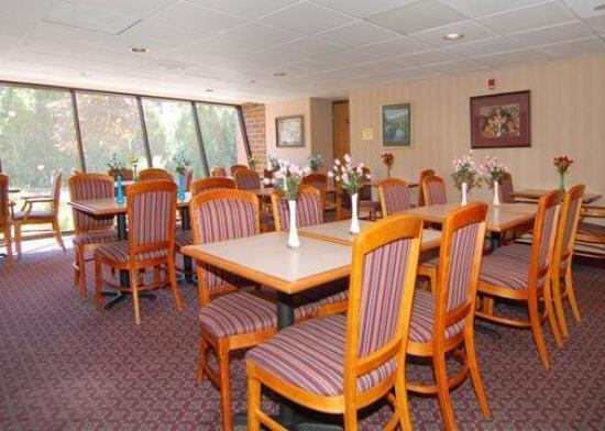 Comfort Inn Farmington Hills: Restaurant