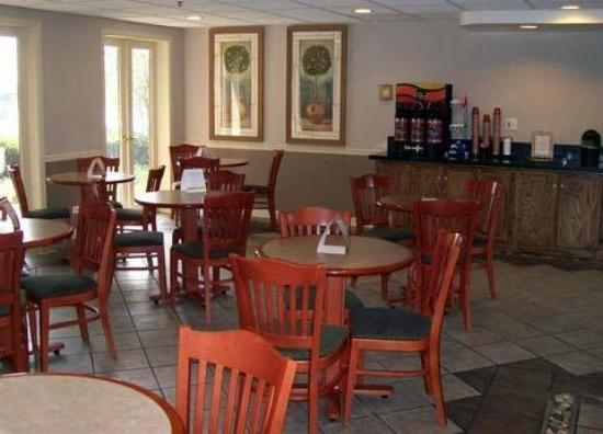Comfort Inn Downers Grove: Restaurant