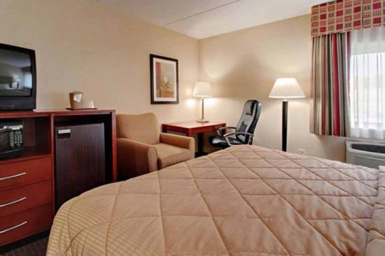 Comfort Inn Ft. Meade-Savage Mill: King