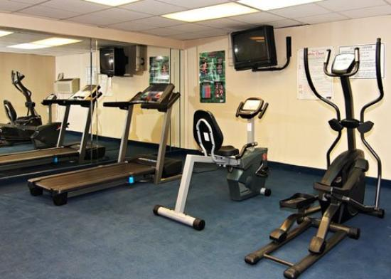 Comfort Inn Ft. Meade-Savage Mill: Fitness