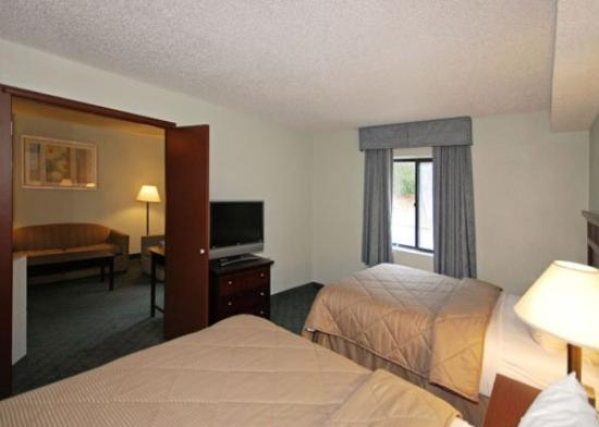 Comfort Inn &amp; Suites Robins AFB: GADBLQUEENSUITE