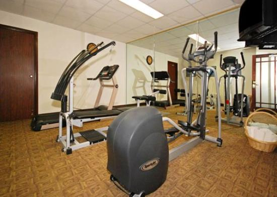 Comfort Inn &amp; Suites Robins AFB: Health Club