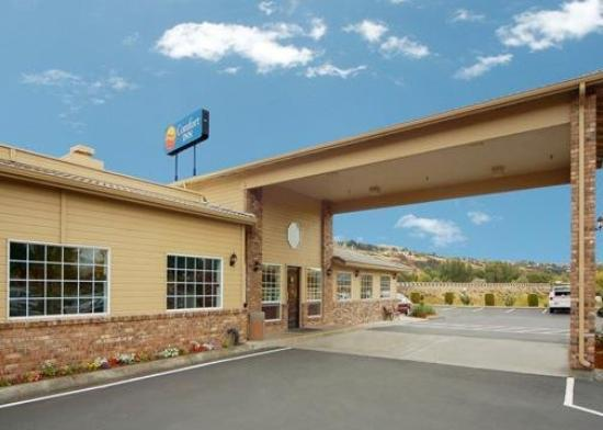 Comfort Inn Columbia Gorge: Exterior