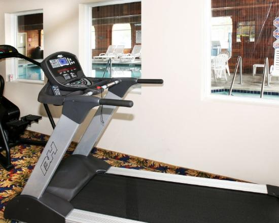 Comfort Inn & Suites Salinas: CAComfort Inn Suites Fitness