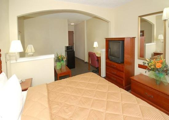 Comfort Inn Olive Branch: Guest Room