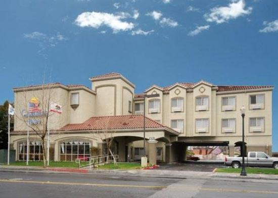 The Comfort Inn San Jose International Airport