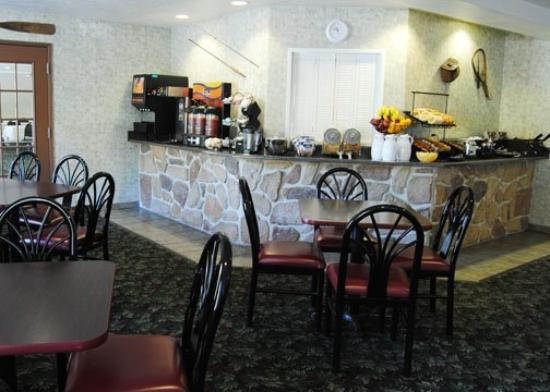 Comfort Inn Huntingdon: Restaurant