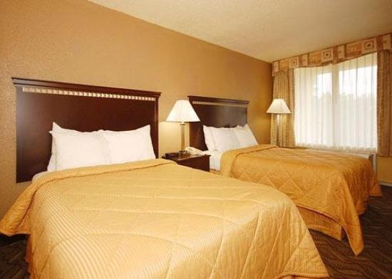 Comfort Inn Evergreen: Bed
