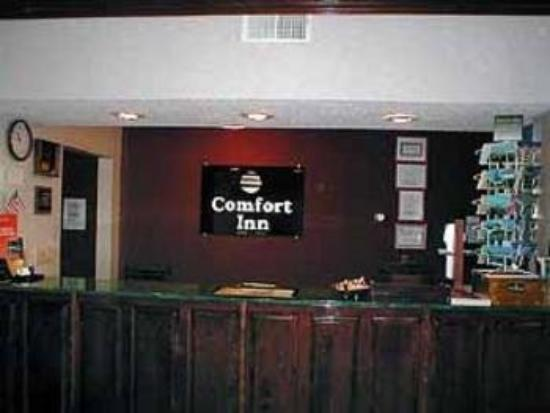 Comfort Inn: Lobby