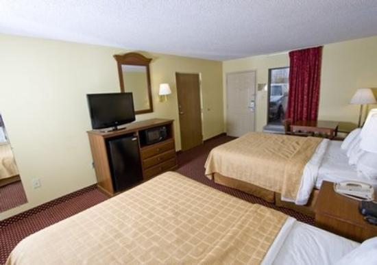 Quality Inn Fort Campbell: Interior