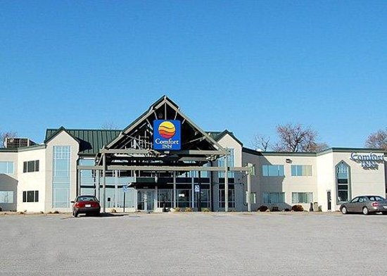 Comfort Inn at the Zoo : Located minutes from the Zoo