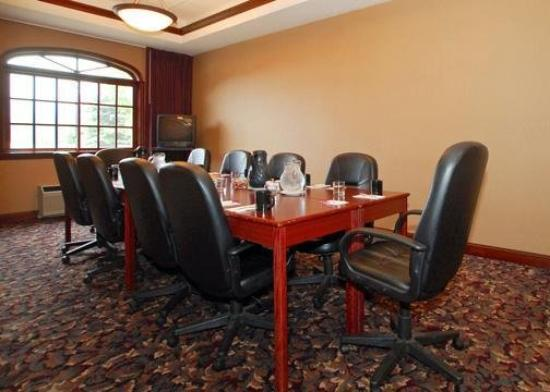 Clarion Hotel: Meeting Room